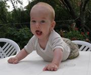Mozgásfejlesztés csecsemő- és kisgyermekkorban